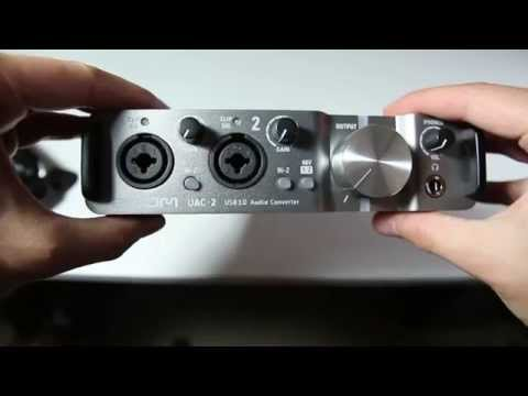 Zoom UAC-2 First Look/Impressions