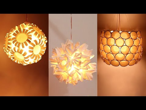 Best Diwali Decoration Ideas | Paper Cup Light | Paper Cup Lantern | akash kandil making ideas | DIY