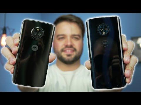 Moto G6 Plus vs Moto X4 | Comparativo!