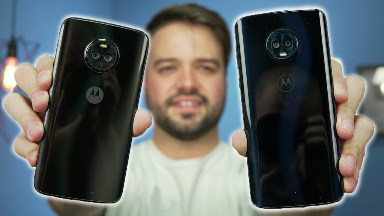 Moto G6 Plus Vs Moto X4 Comparativo Youtube