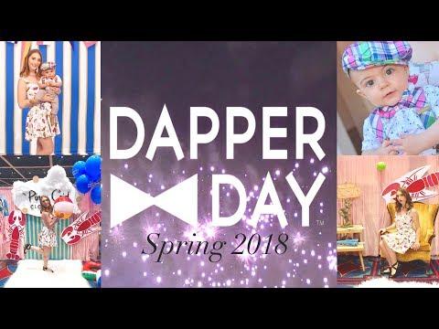 My First Dapper Day!! || Dapper Day Spring 2018