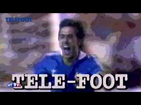 Les génériques de Téléfoot depuis 1977 !