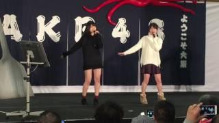 2016年12月18日の気まぐれオンステージ『10分でわかる「RESET」公演』で...