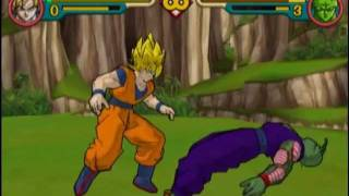 Dragon Ball Z: Budokai 2 (PS2 Gameplay)