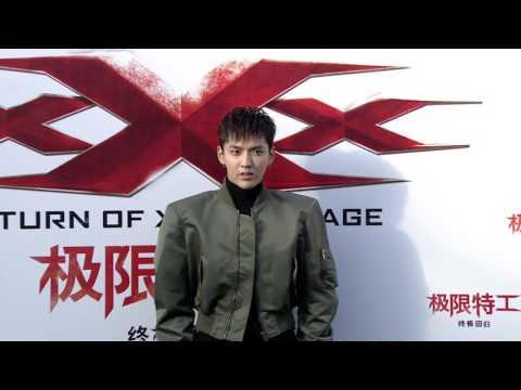xXx: The Return of Xander Cage Beijing Premiere || Red Carpet B-Roll - 1 || SocialNews.XYZ