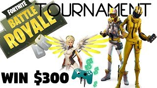 Fortnite PS4 Tournament Win $300 [ Free to Enter ]