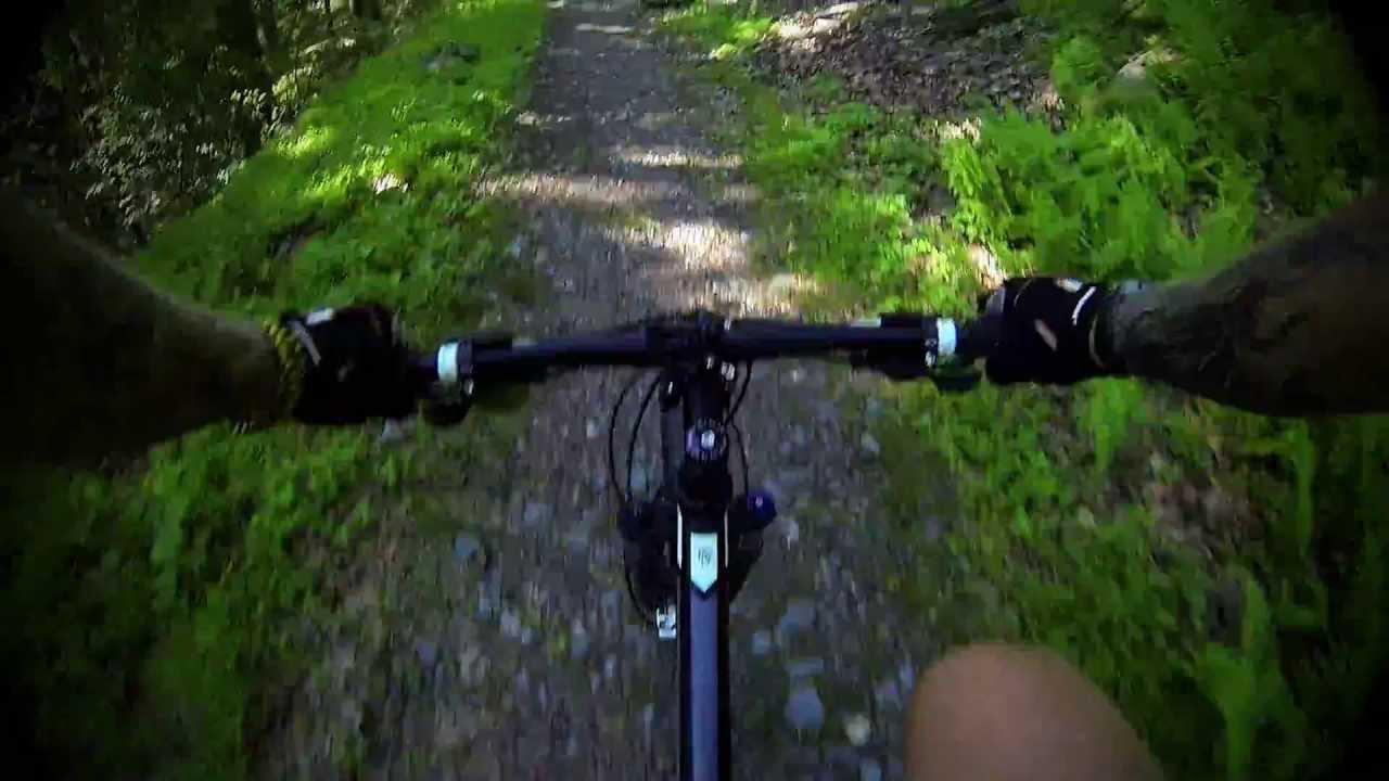 GoPro Mountain Biking at Gambrill State Park - YouTube