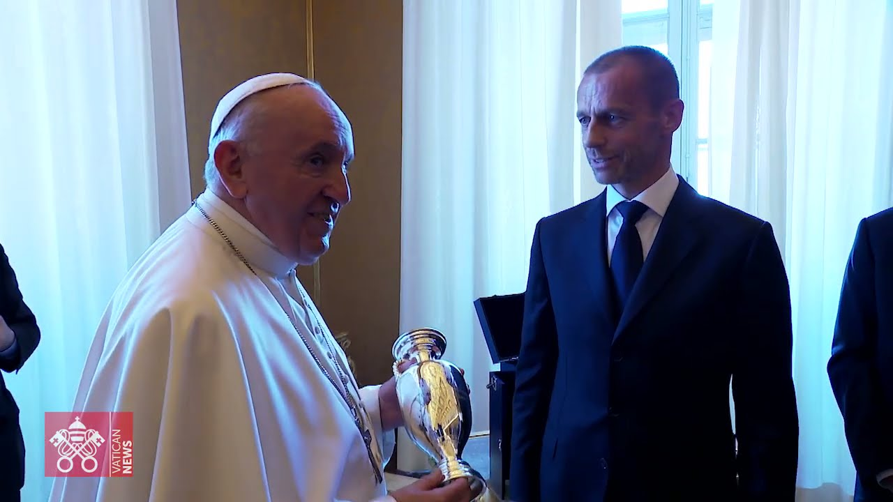 Siete días con el Papa Francisco (17 de junio de 2021)