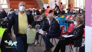 Vaccinazioni a Trani, giornata dedicata ai 78enni prenotati