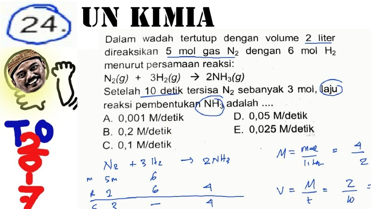 Rumus Kimia Nh3 - Guru Paud