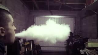 Sub ohm vaping, Big clouds !! (0.3Ω, 50Watts )