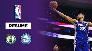 NBA : Les Sixers remportent le choc face aux Celtics