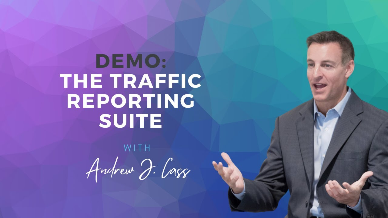 Demo: The Traffic Reporting Suite