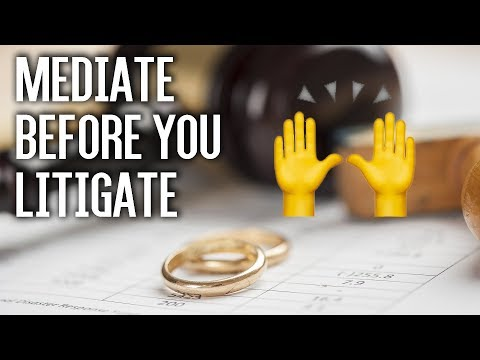 How Mediation Can Help Resolve Conflict