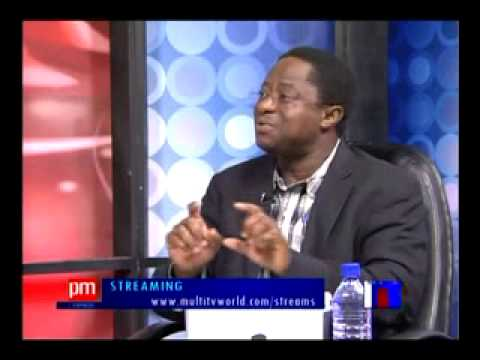 Ghana's Energ Challenges The Way Forward - PM Express on Joy News 7 5 14