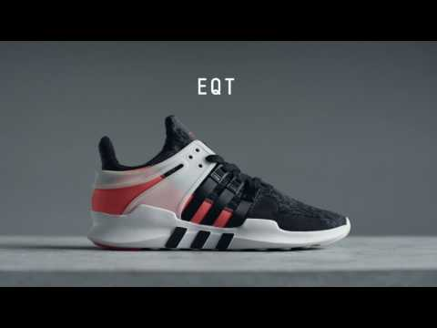 The Athlete's Foot | Unboxing the new adidas Originals EQT Support ADV