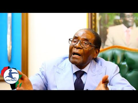 Former Zimbabwean President Robert Mugabe Finally Speaks Out on His Ouster