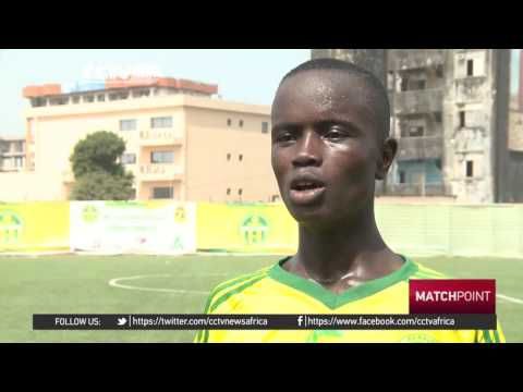 Guinea football prospects: Talent scouts hunting for new players in the country
