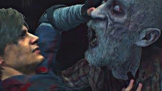 Resident Evil 2 Remake - 4K Gameplay Walkthrough E3 2018 Demo (PS4 PRO)