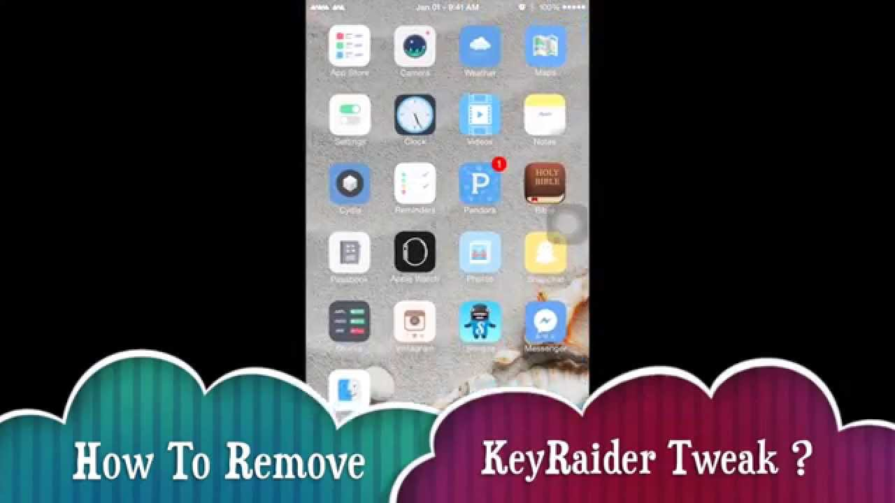 virus removal for iphone how to remove keyraider from iphone 5 6 6 7261