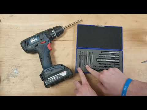 RS PRO Screw Extractor Set   How To Guides   University Product Reviews   RS Components