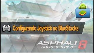 Configurando joystick para bluestacks
