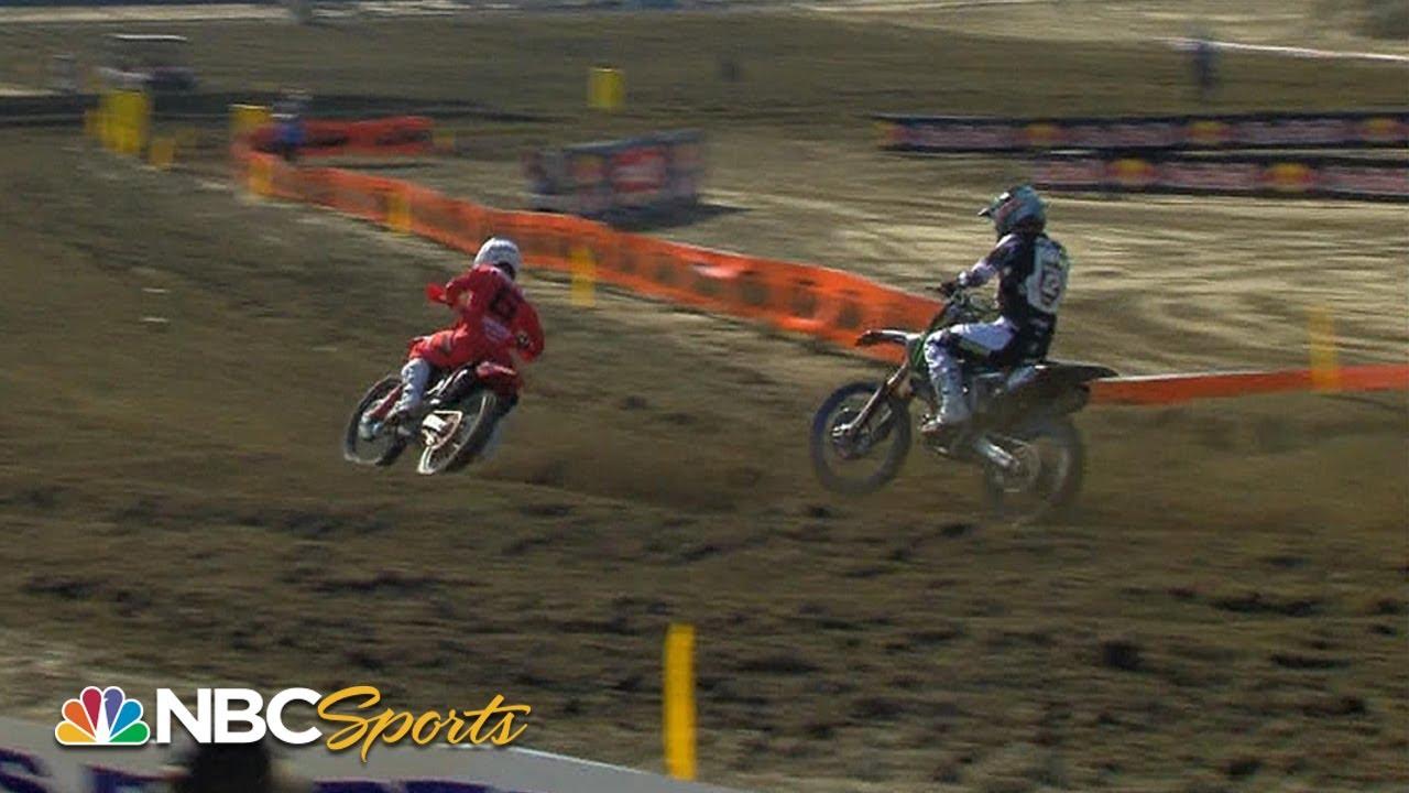 Lucas Oil Pro Motocross Fox Raceway Video Highlights!