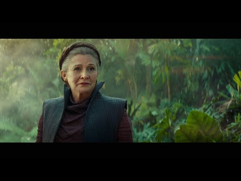 Star Wars: How We Brought Carrie Fisher Back: Inside The VFX - BBC Click