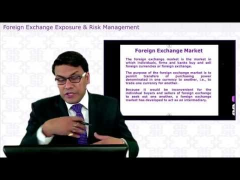CA FINAL Strategic Financial Management - Foreign Exchange Exposure & Risk