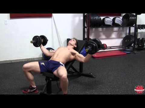 How To: Incline Dumbbell Fly