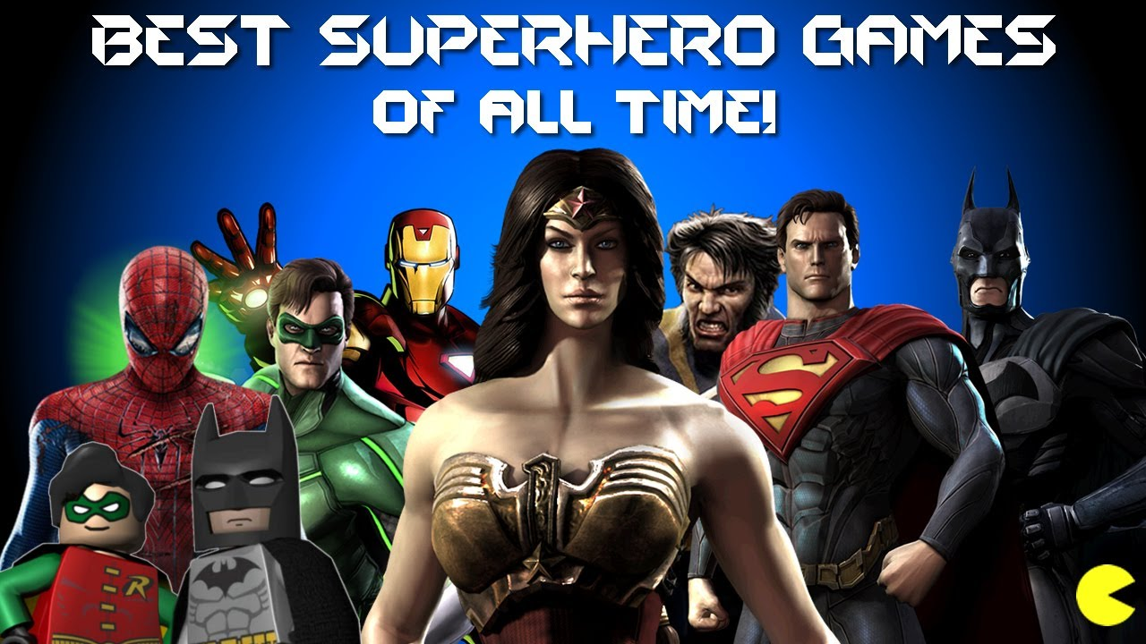 The Best Superhero Games of All Time | Digital Trends