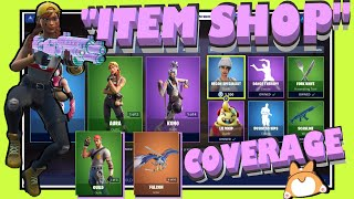 "Fortnite Item Shop Honest Coverage: July 30th, 2019 [COP: ""AURA"" Skin ""SCANLINE"" Wrap ""FORK KNIFE""]"