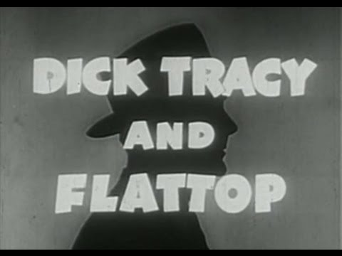 Dick Tracy and FlatTop