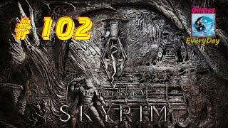 skyrim №102 Черная Книга -  Болезненный Регент