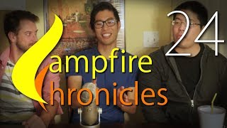 Campfire Chronicles #24 | The Roadtrip Episode Part II
