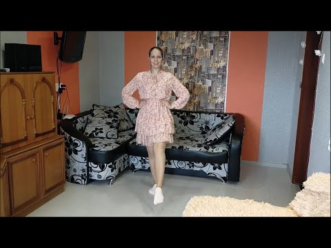 Флешбом #Я_остаюсь_дома. Разучивание танца «Пяточка-носочек». Ведущая - Юданова Ангелина.