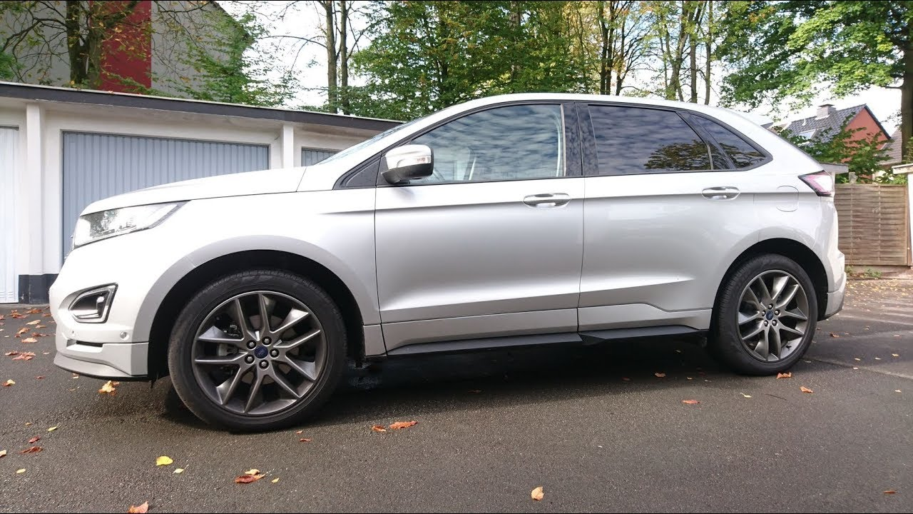 Ford Edge Problems With Adaptive Steering