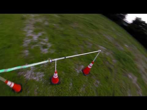 Low Zone - whip back action - Quadcopter Practice