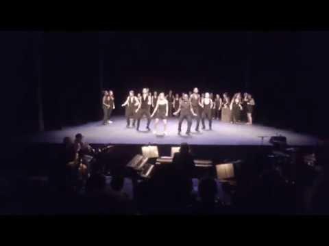 UN TAXI POUR BROADWAY - Comédie Musicale de Gilles RAMADE - TMP de PIBRAC (31)