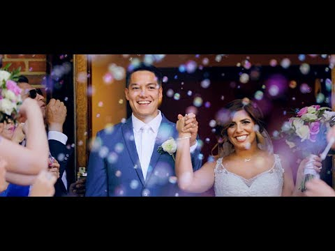 Elegant Wedding Video at Westwood Country Club Vienna VA