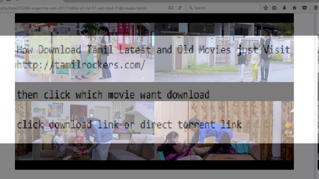 Pc tamil movies direct download.