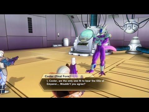Dragon Ball Xenoverse 2 Let's Play Extra 4.1 - Cooler's Spaceship ~ Cooler Route