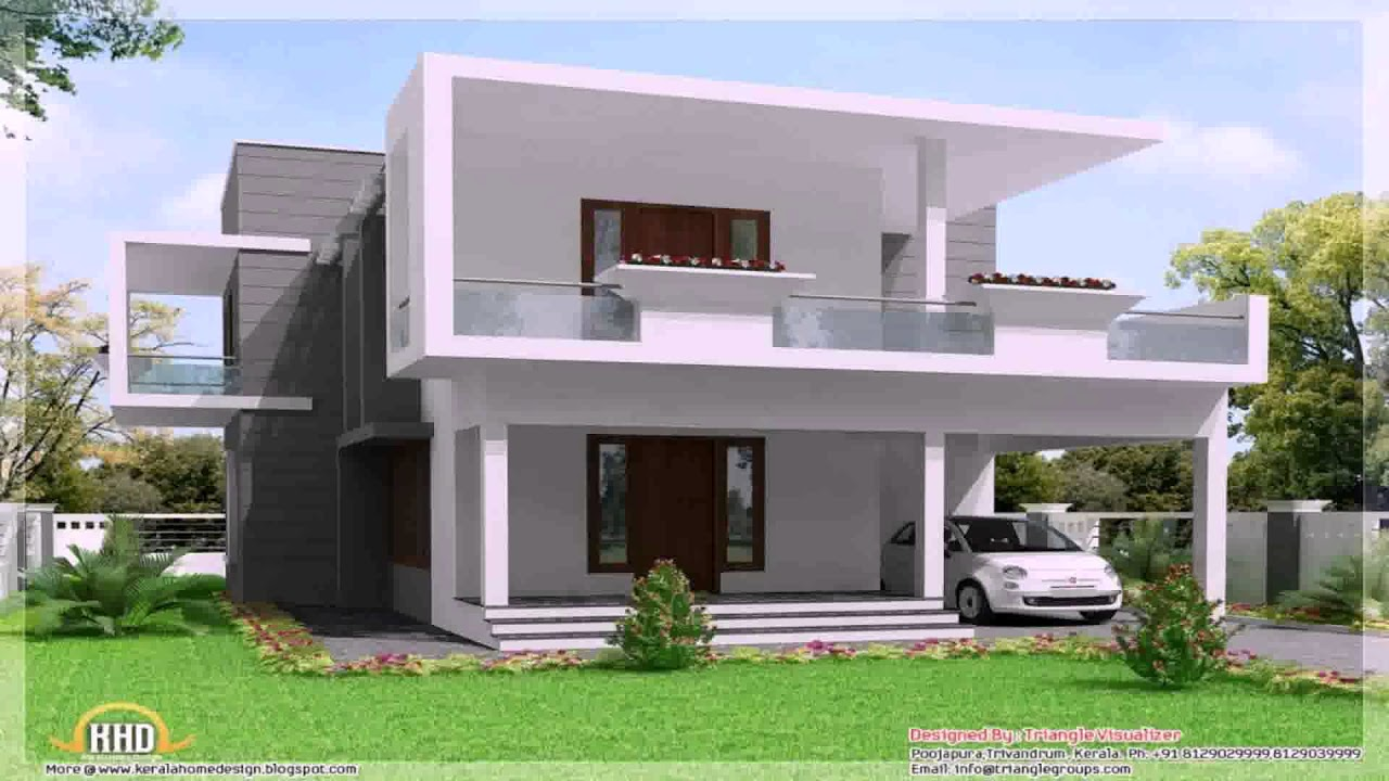 Modern Zen House Design Quezon City - YouTube