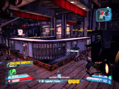 borderlands 2 how to get all elmental sandhawks