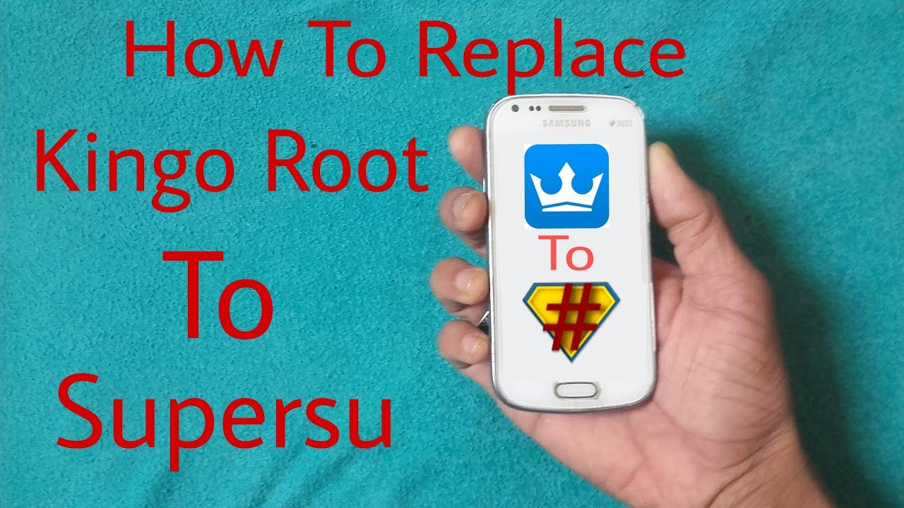 how to root with supersu