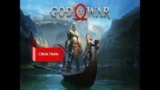 God of war 4! Lets play! Pt 1