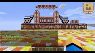 Minecraft-Party na jasiu