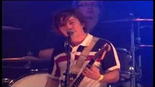 The Crash - Sugared (live)