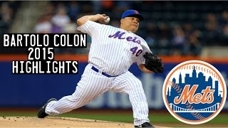 Bartolo Colon | 2015 Mets Highlights HD