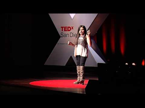 What's wrong with me? Absolutely nothing   Gabi Ury   TEDxSanDiego